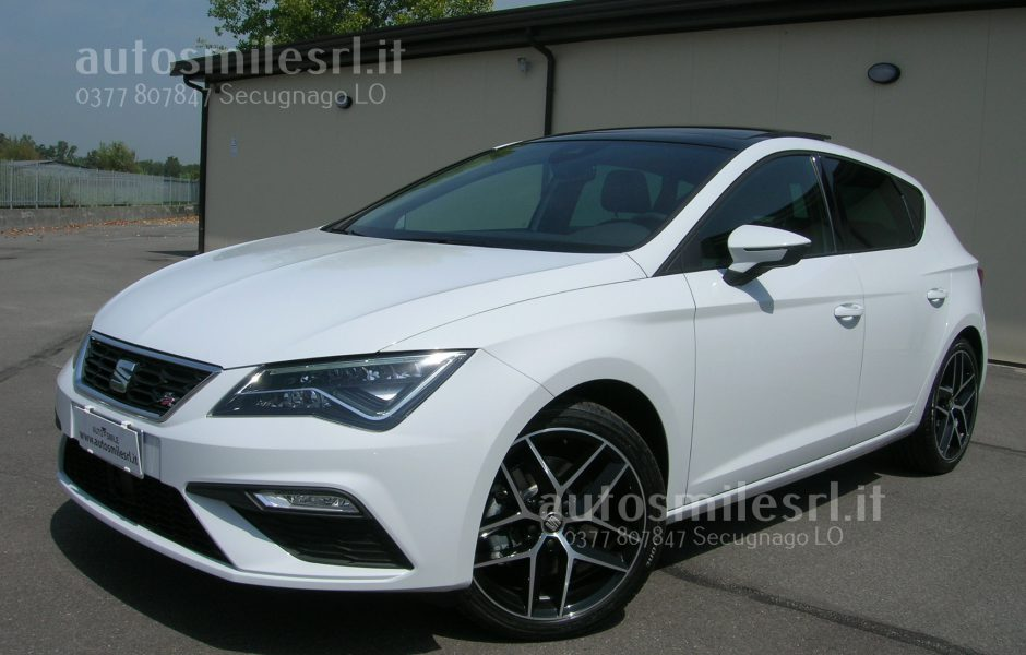 seat leon 2 0 tdi 184cv fr dpf 5p autosmile. Black Bedroom Furniture Sets. Home Design Ideas
